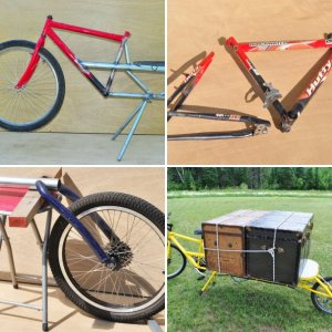 Transporter Cargo Bike by Radical Brad
