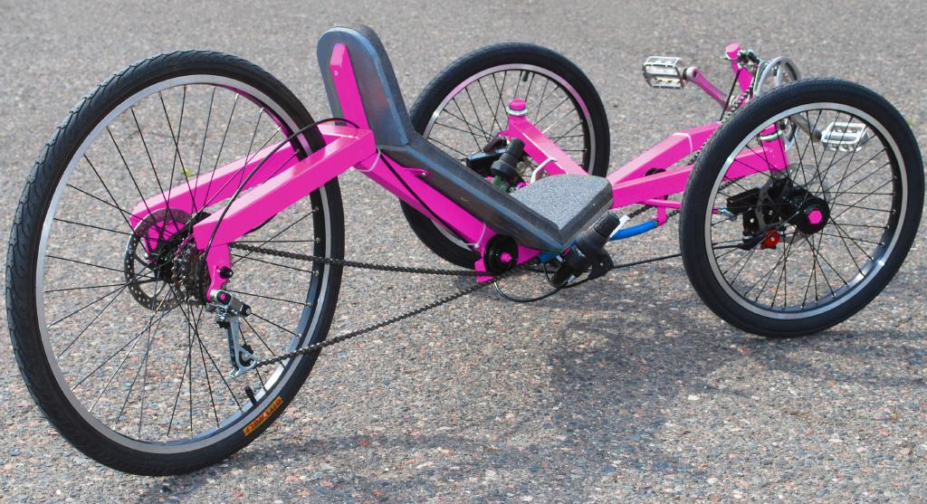 Warrior Racing Trike DIY Plan   AtomicZombie DIY Plans