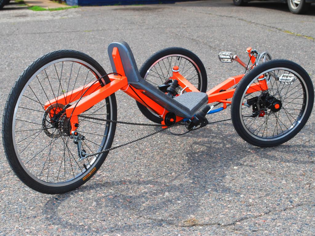 Warrior Racing Trike DIY Plan