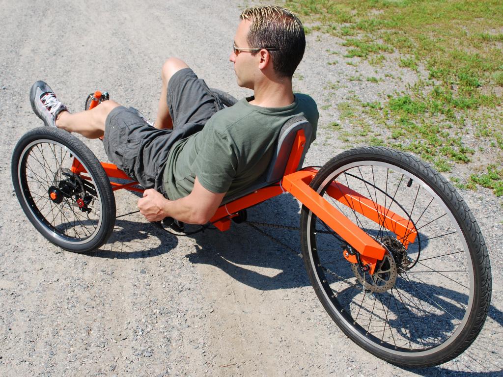 Warrior Racing Trike DIY Plan | AtomicZombie DIY Plans