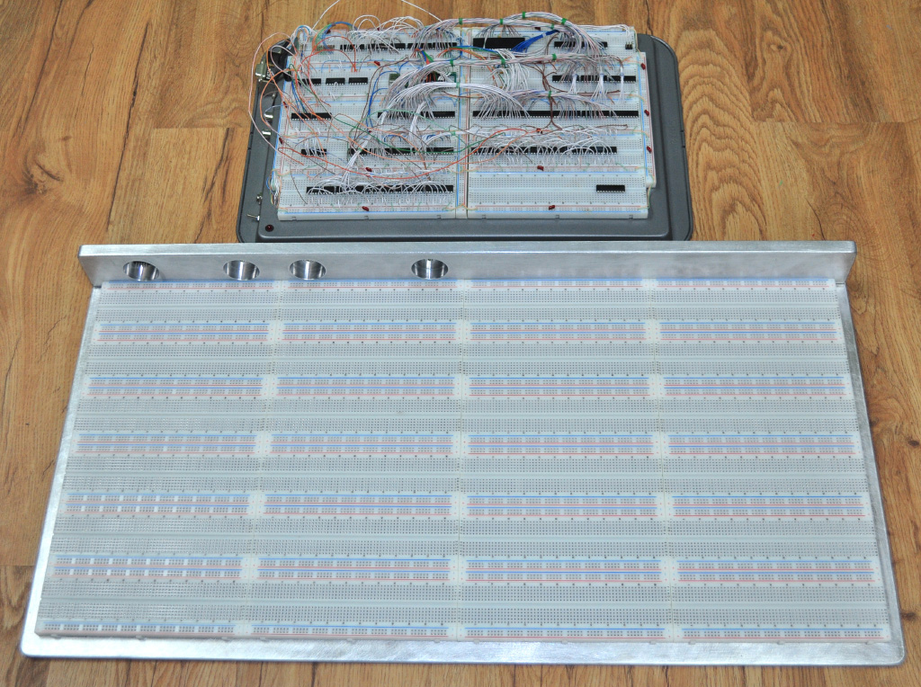 The mother of all breadboards