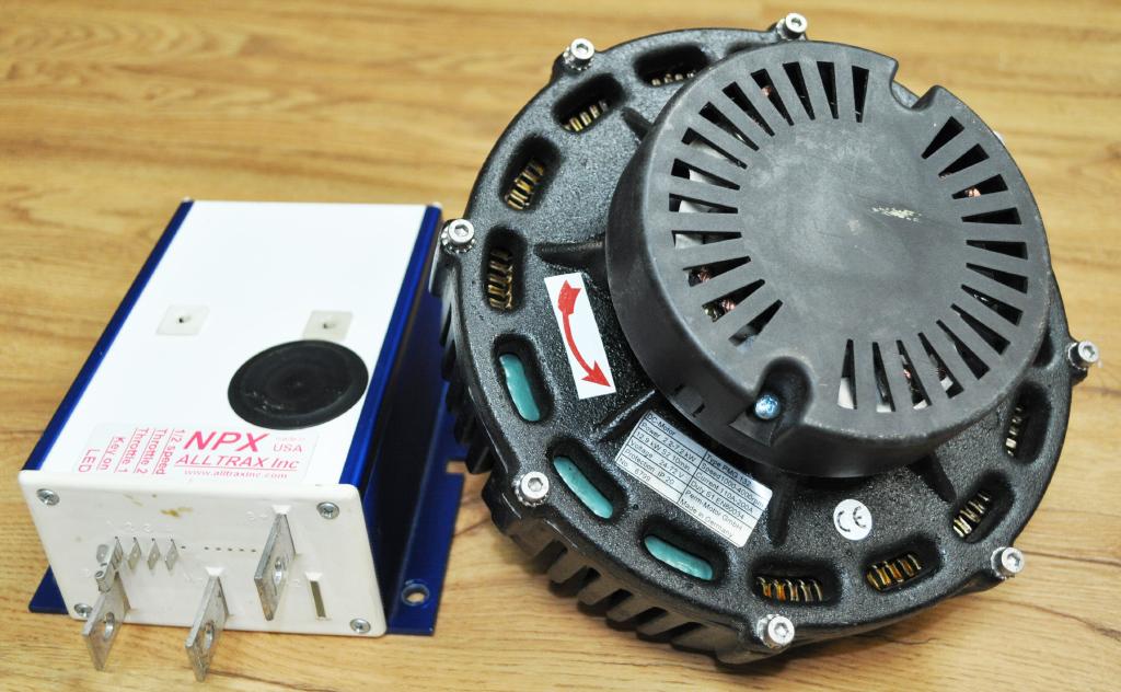 pmg-132 motor