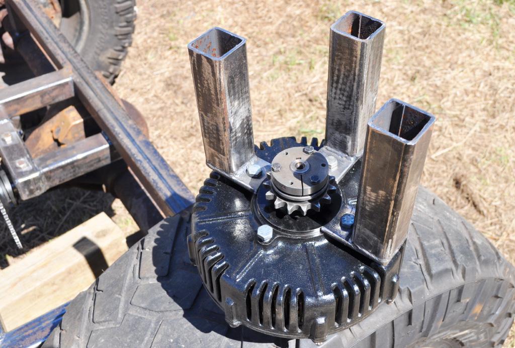 pmg-132 motor mounts