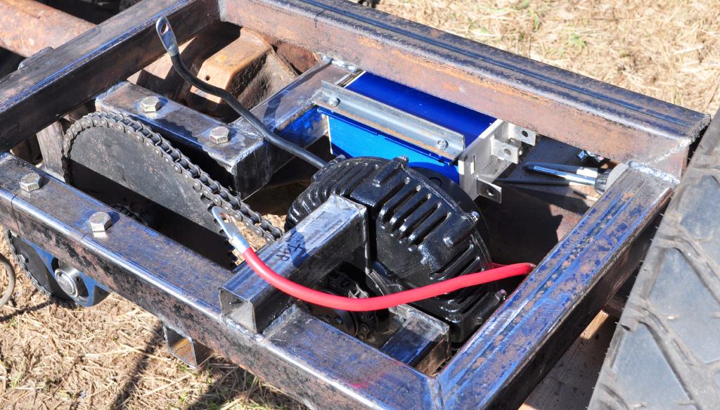 installing motor wiring
