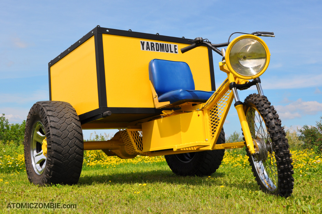 yard mule electric trike